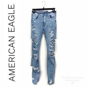 American Eagle Super Hi-Rise Jeggings